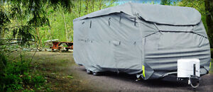 Trailer COVER for RV, 24 to 27 ft.