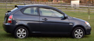 2009 Hyundai Accent GL Hatchback, Reduced for quick sale