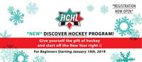 *NEW* DISCOVER HOCKEY for Beginners with the HCHL!