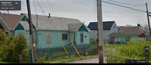2 Bedroom Bungalow Corner Lot Solid House