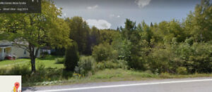 Land for sale half acre near 10 min to elmsdale ( MU zoned)