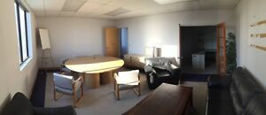 Office space / furnished