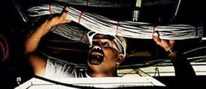 Voice and Data Cabling for Businesses - Cat5e/6, COAX, Fibre. Kitchener / Waterloo Kitchener Area image 1
