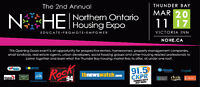 Volunteers Needed For The Northern Ontario Housing Expo