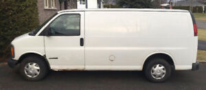 1997 Chevrolet Express Fourgonnette, fourgon