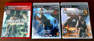 PS3 - Uncharted Collection
