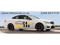 PCO MiniCab Taxi Driver Park Royal, Hanger Lane, Williesden, Neasden, Cricklewood, Ealing, Acton