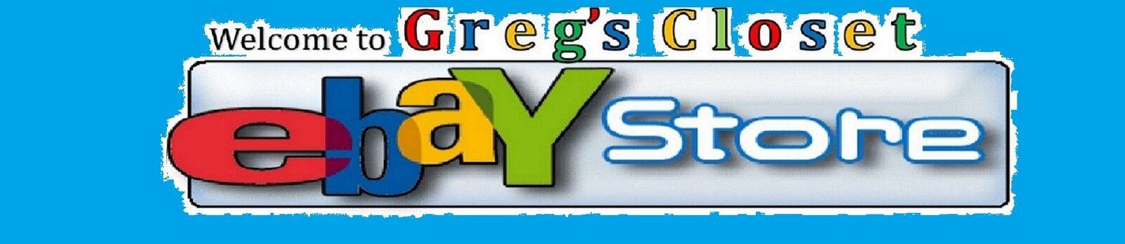 Greg's Closet