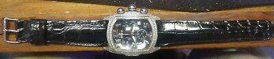 Invicta Diamond Lupah Chronograph Watch