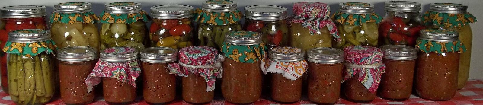 Ultimate Pickle Jar System