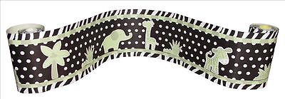 (Wall Border For Animal Planet Lime Baby Bedding Set By Sisi)