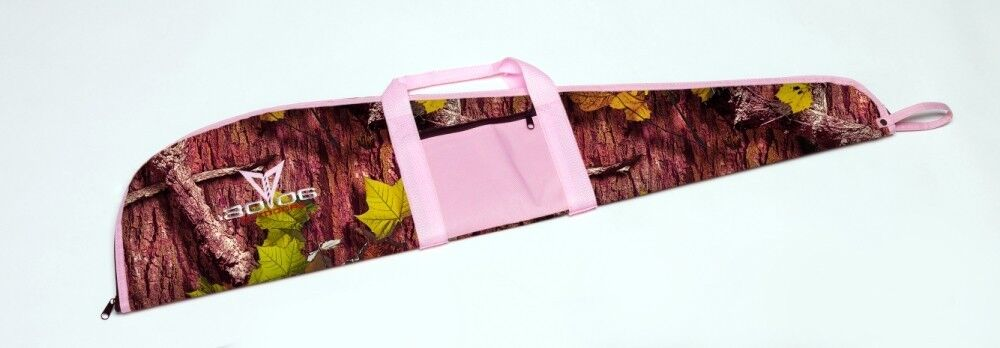 "38"" PINK CAMO RIFLE, BB GUN CASE - FITS DAISY RED RYDER, CRO"
