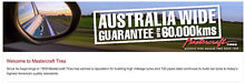 Tyre fitted FREE at your home or office Guaranteed upto 60,000kms Perth CBD Perth City Preview