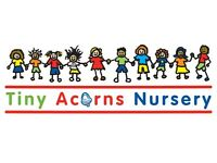 Nursery Nurse Vacancy at Outstanding Day Nursery in Long Crendon