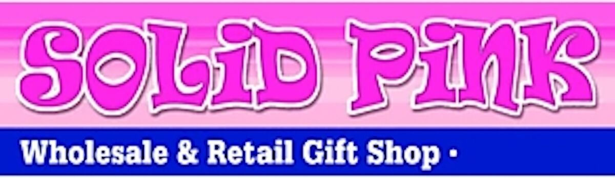 Solid Pink Gift Shop