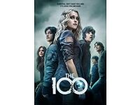 The 100 Season 1 brand new unopened
