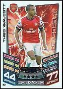 Match Attax 12 13 Arsenal