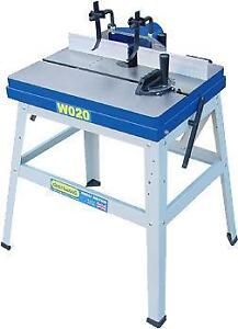 Router table ebay charnwood router table greentooth Images