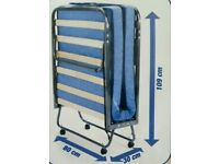 Guest Bed (folding) with Protective Cover - New