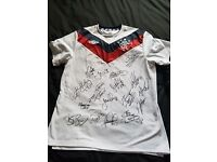 rangers top signed collectors item