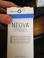 NEW -NEOVA EYE THERAPY , SERUM AND SERIOUS CLARITY 4X