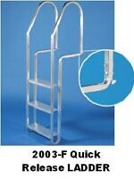 OVERSTOCKED GET +40% OFF -3 Step Ladder -White $110.00  2003-F 3