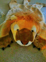 TIGER CHILDRENS PILLOW TOY