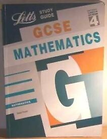 LETTS STUDY GUIDE GCSE MATHEMATICS BY ROBERT POWELL