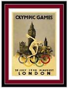 Olympic Pin 1948