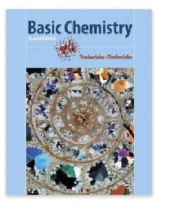 Basic Chemistry by Timberlake 2nd Edition hardcover Peterborough Peterborough Area image 1
