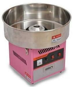 Commercial Cotton Candy Machine - New