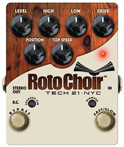 Roto Choir Leslie pedal
