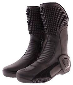 Motorcycle boots (Leather) - new