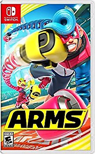 LTT arms for the switch