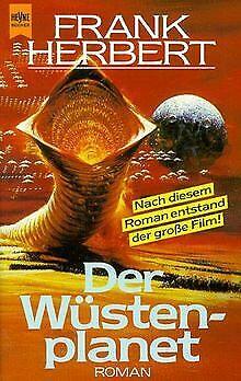Der Wüstenplanet. Mit Filmphotos. Roman. von Herbert, Frank   Buch   Zustand