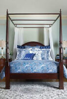 Bombay Company Herning 4-Poster Bed - Queen