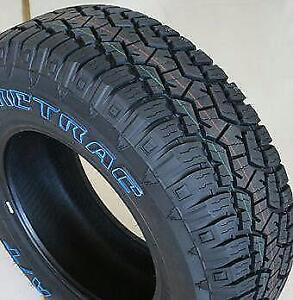 NEW! 275/65r18 - 275 65 18  - ALL TERRAIN TIRES - $790/set - MANY OTHER SIZES AVAILABLE!! CHECK DETAILS!