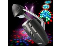 2 scanners and 2 led effects £100