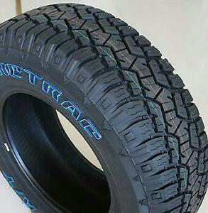 NEW!! LT245/75R17 - 245 75 17 - 10 PLY!! - ALL TERRAIN SURETRAC