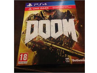 DOOM game swap