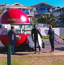 Maboul French Crepes*towing car available upon request*food van* Noosaville Noosa Area Preview