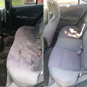 Interior shampoo and full detailing from $50
