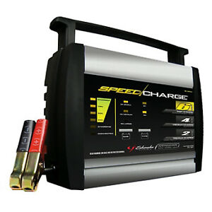 Schumacher - 6 amp Speed Charger - Auto Battery Charger