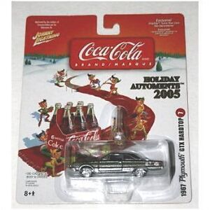 Johnny Lightning 2005 Coca Cola 1961 Lincoln Continental #2