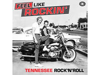 Red Hot 1950's style rockabilly/rock n roll jump blues bands for unpaid gigs North London