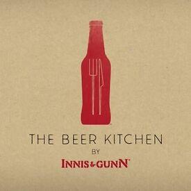Bar Staff - The Beer Kitchen