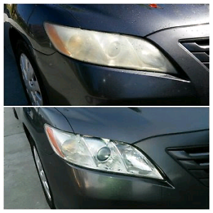 Headlights Restoration + Oil change (Cheapest + Quality) Cabramatta West Fairfield Area Preview