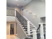 PAINTING & DECORATING ROOMS ,FLATS ,HOUSES ,RELIABLE PAINTER
