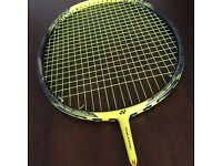 Badminton Racket Stringing / Restringing including Grommet Replacement Services