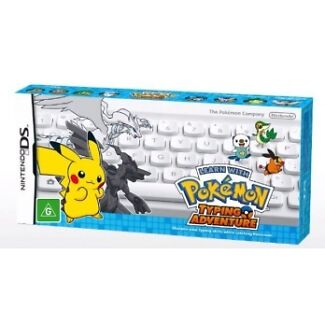 NDS Learn with Pokemon Typing Adventure (Keyboard Bundle) Kilkenny Charles Sturt Area Preview